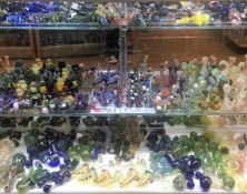 Colored Glass Pipes